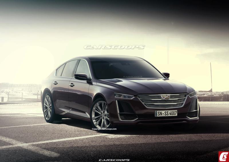 2020 - [Cadillac] CT5 133ecb10