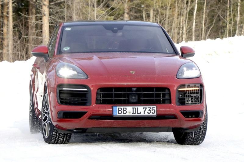 2019 [Porsche] Cayenne coupé - Page 6 134ce610