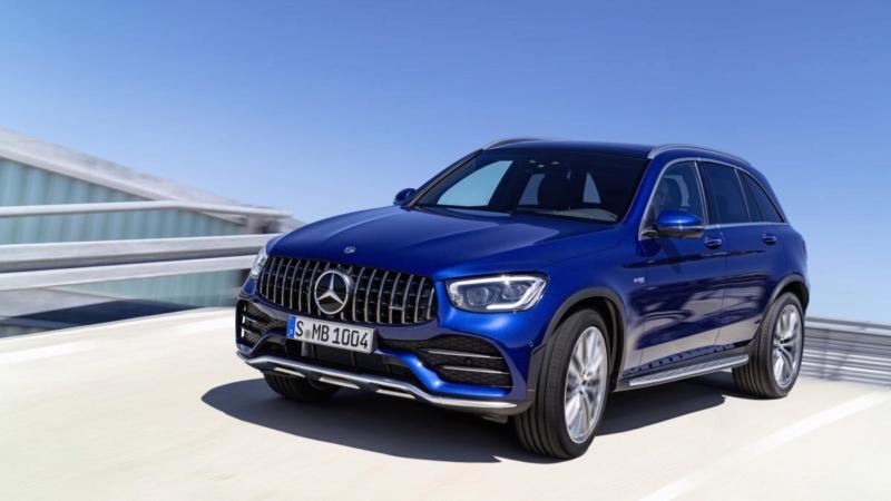 2018 - [Mercedes-Benz] GLC/GLC Coupé restylés - Page 4 13507010