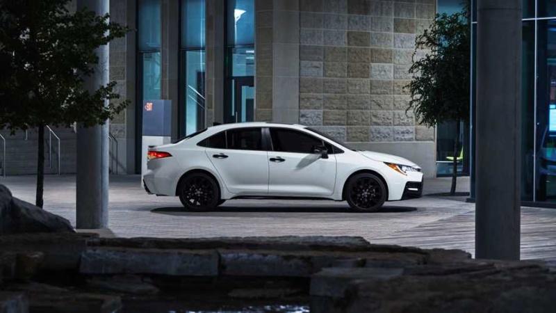 2018 - [Toyota] Corolla Sedan - Page 2 1371e610