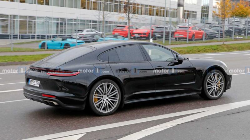 2020 - [Porsche] Panamera II restylée  13816610