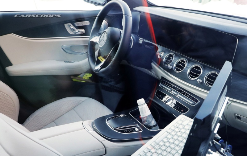 2020 - [Mercedes-Benz] Classe E restylée  - Page 2 138db510
