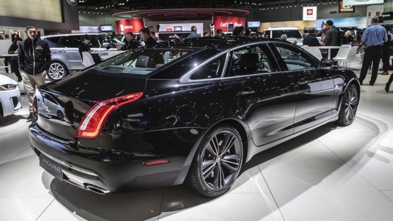 2015 - [Jaguar] XJ Restylée - Page 3 13a3a110