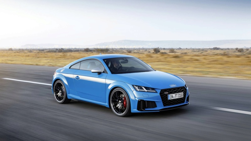 2018 - [Audi] TT III Restylé - Page 2 13d24310