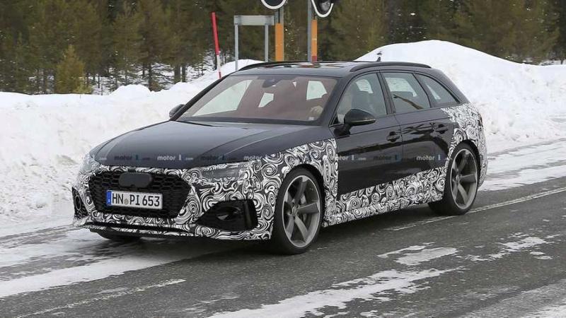 2018 - [Audi] A4 restylée  - Page 5 13dac310