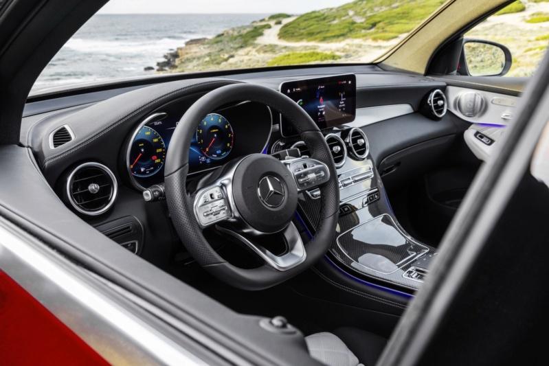 2018 - [Mercedes-Benz] GLC/GLC Coupé restylés - Page 4 13f36610