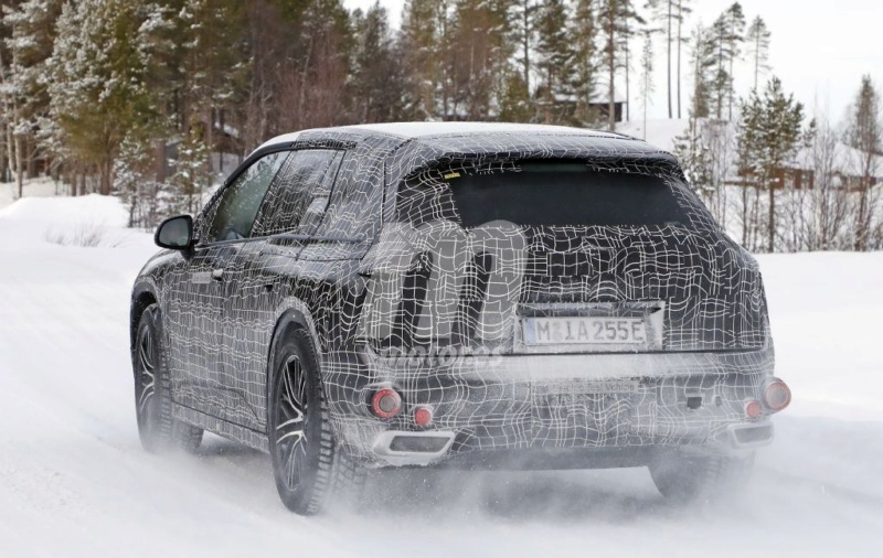 2021 - [BMW] iNext SUV 1410