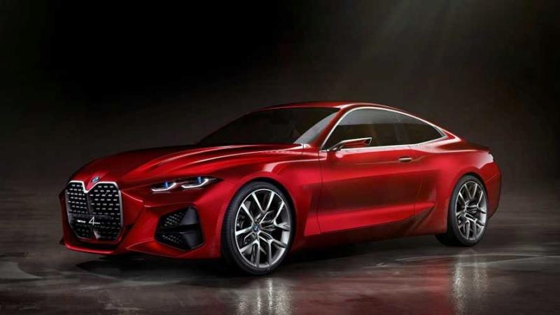 2019 - [BMW] Concept 4 14114f10