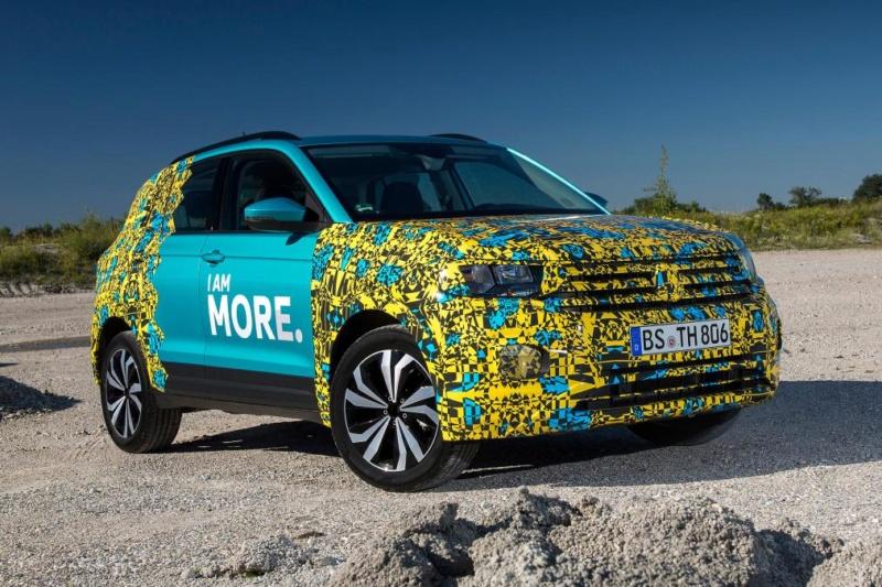 2018 - [Volkswagen] T-Cross - Page 5 14132b10