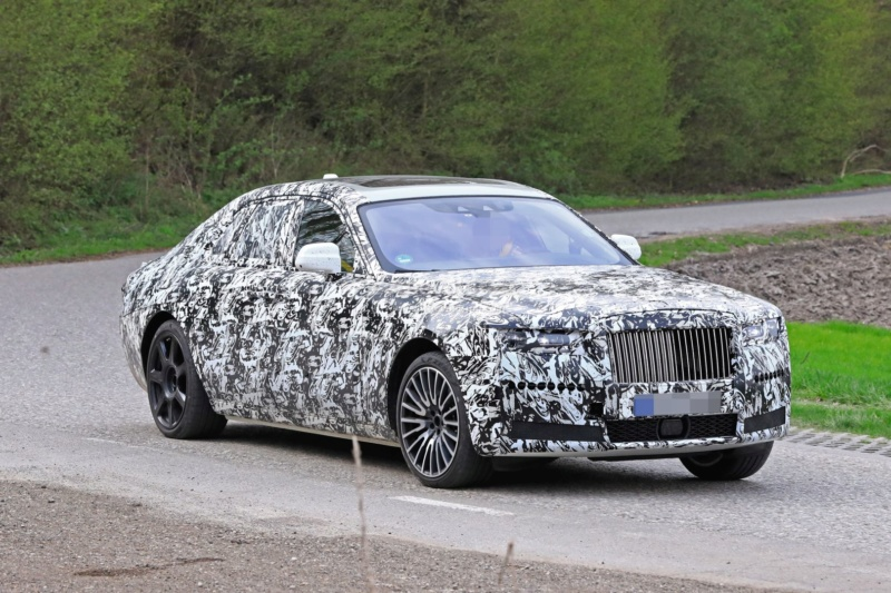 2020 - [Rolls-Royce] Ghost II 14201510