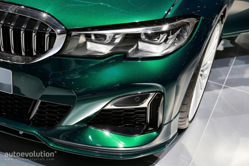 2018 - [BMW] Série 3 [G20/G21] - Page 34 144bf810