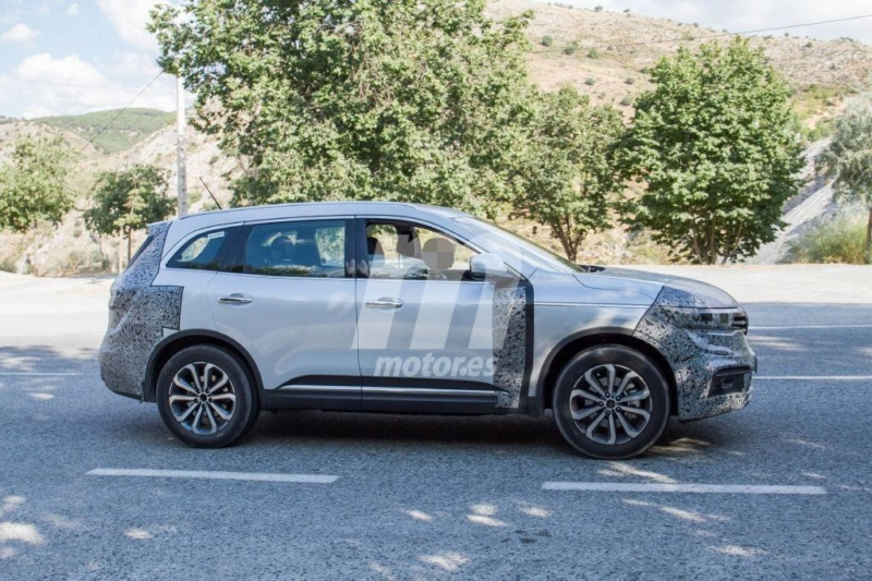 2020 - [Renault] Koleos restylé 14503710