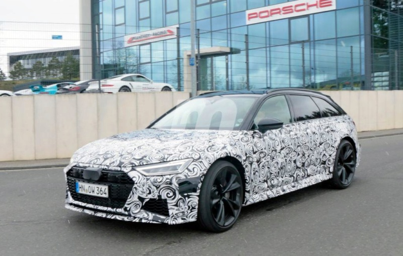 2017 - [Audi] A6 Berline & Avant [C8] - Page 11 146cb510