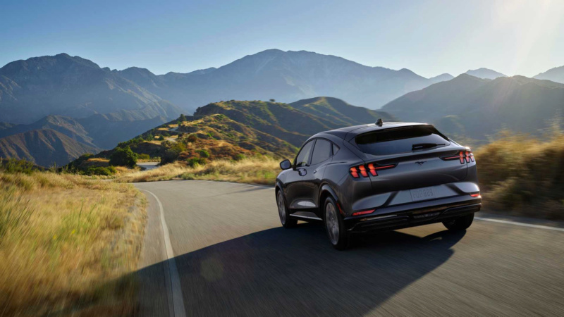 2020 - [Ford] Mustang Mach-E - Page 5 147d2b10