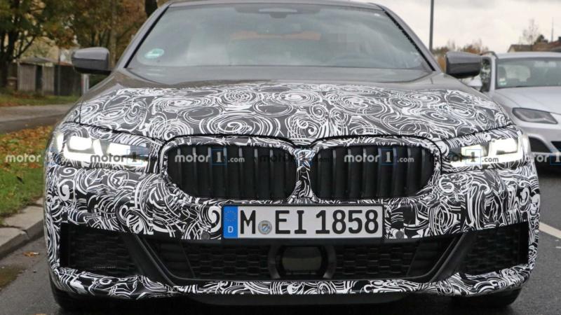 2020 - [BMW] Série 5 restylée [G30] - Page 3 14a23d10