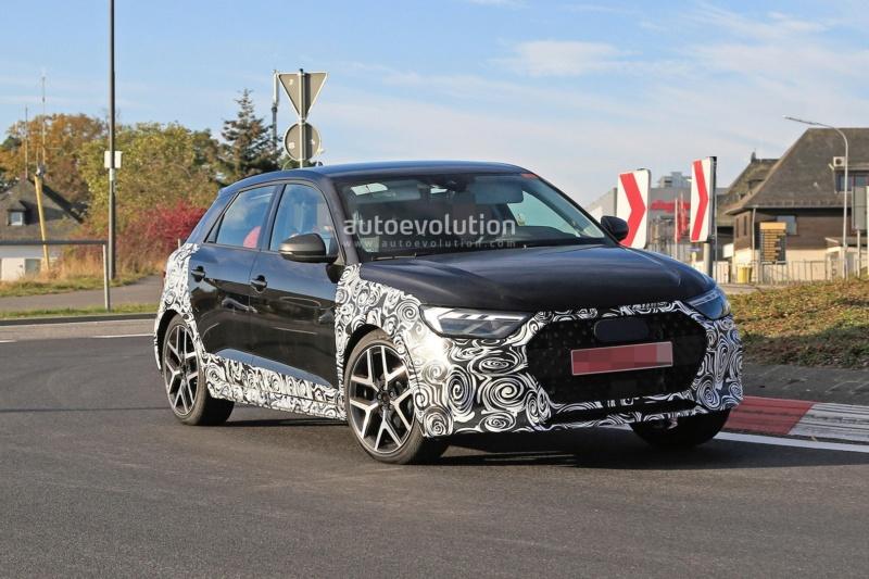 2018 - [Audi] A1 Sportback II - Page 17 14a63110