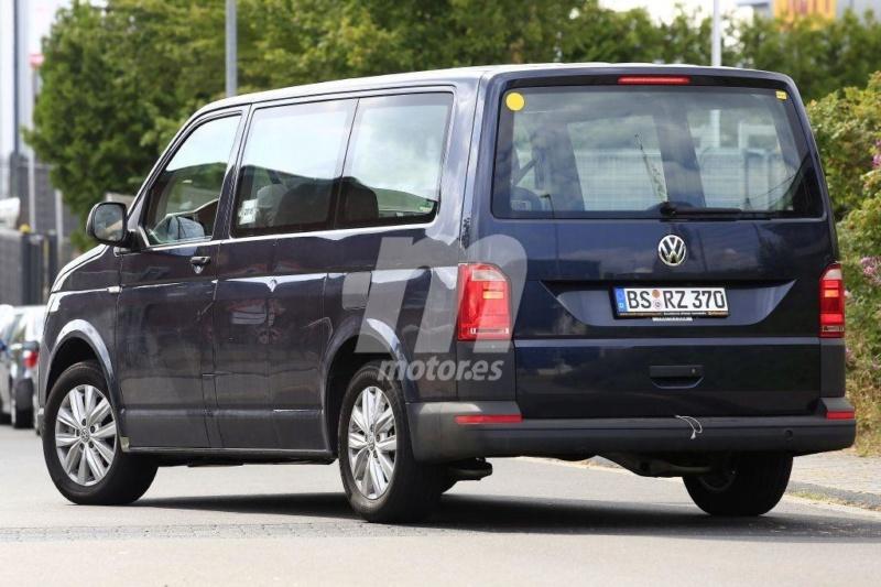 2020 - [Volkswagen] Transporter T6 restylé 14daca10