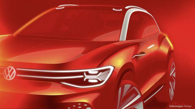 Volkswagen ID Roomzz Concept (2019) 5