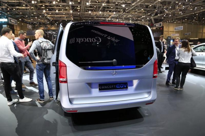 2019 - [Mercedes-Benz] EQV 14ee2410