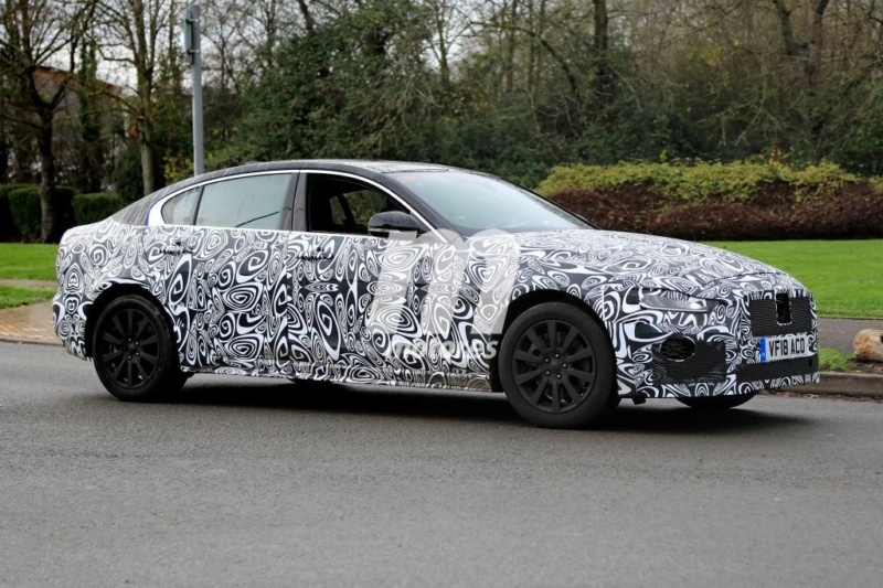 2019 - [Jaguar] XE restylée  150bc710