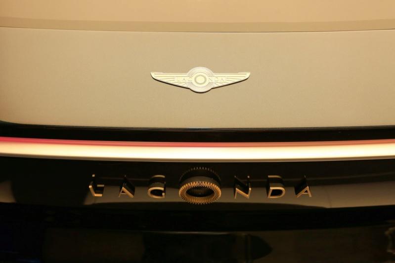 2018 - [Aston Martin] Lagonda Vision Concept  - Page 2 152f4010