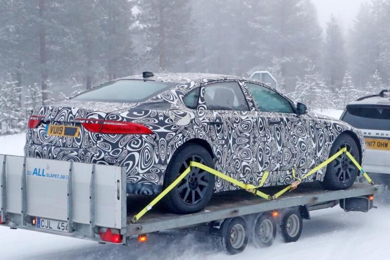 2020 - [Jaguar] XJ [X360] 15342310