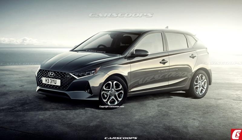 2020 - [Hyundai] I20 1544fc10