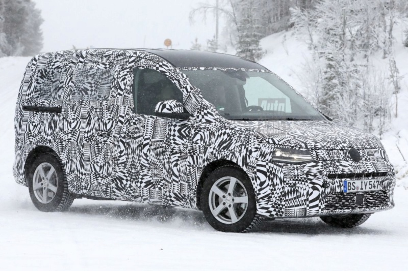 2020 - [Volkswagen] Caddy V 154be710