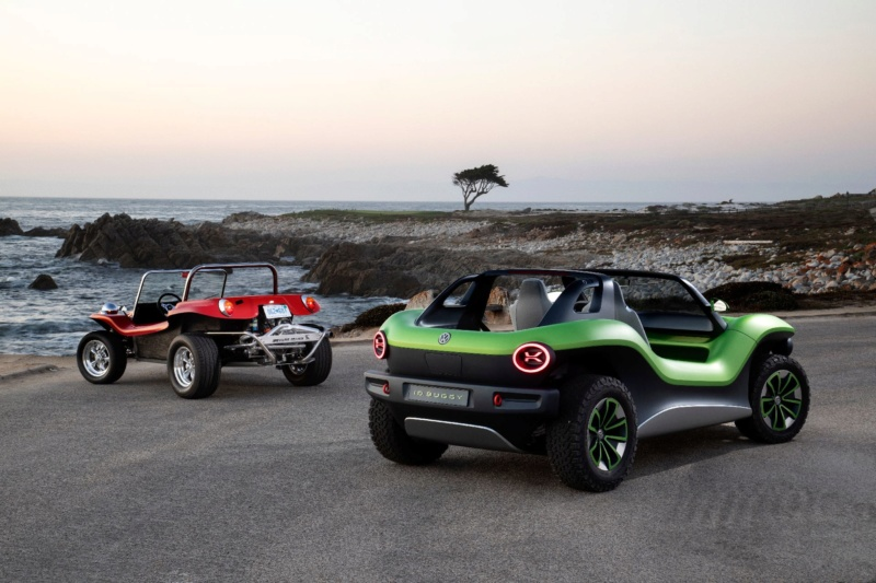 2019 - [Volkswagen] ID Buggy - Page 2 1555ca10