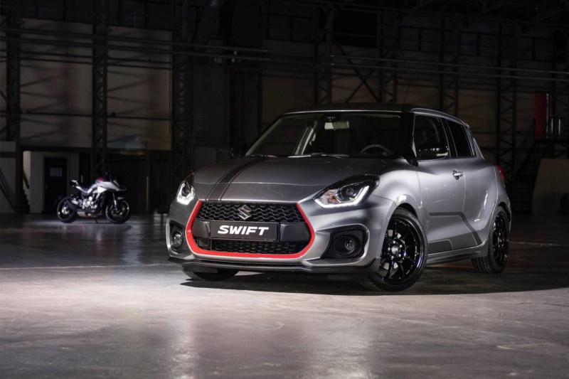 2017 - [Suzuki] Swift III - Page 7 155bea10