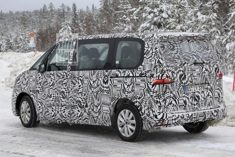 2021 - [Volkswagen] Transporter [T7] 15735510