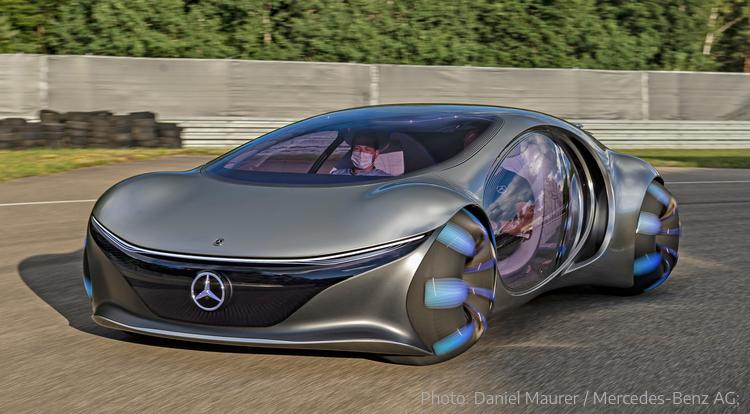 2020 - [Mercedes] Vision Avtr concept 157b9310
