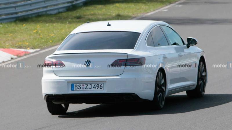 2016 - [Volkswagen] Arteon - Page 12 15886f10