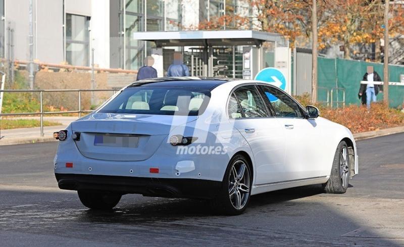 2020 - [Mercedes-Benz] Classe E restylée  15c98b10