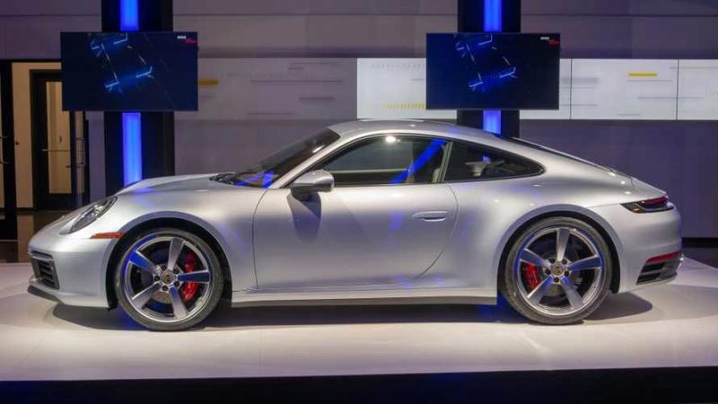 Porsche 911 (992) 2019 20