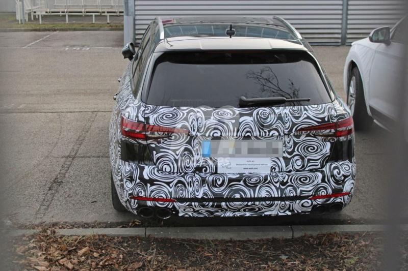 2018 - [Audi] A4 restylée  - Page 4 15cc6510