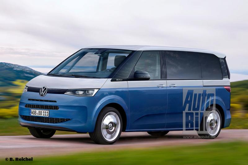 2021 - [Volkswagen] Transporter [T7] 15e99d10