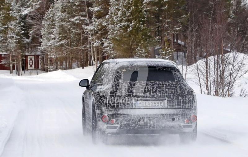 2021 - [BMW] iNext SUV 1610