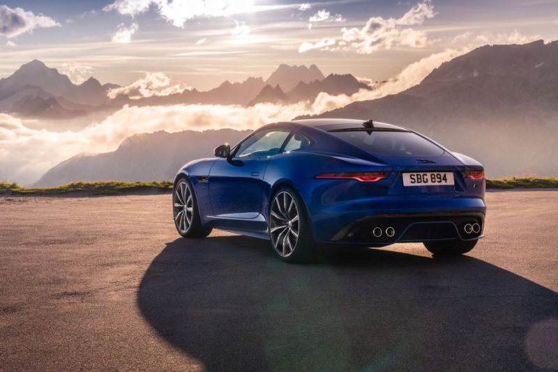 2021 - [Jaguar] F-Type restylée - Page 3 1613fa10