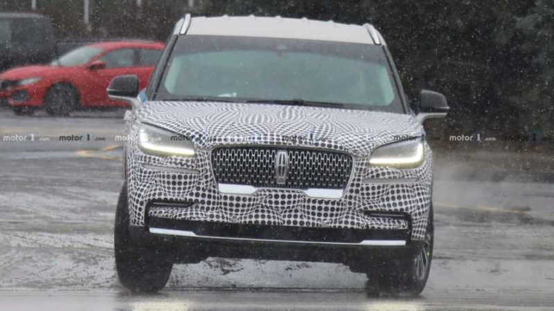 2019 - [Lincoln] Aviator 161dd610