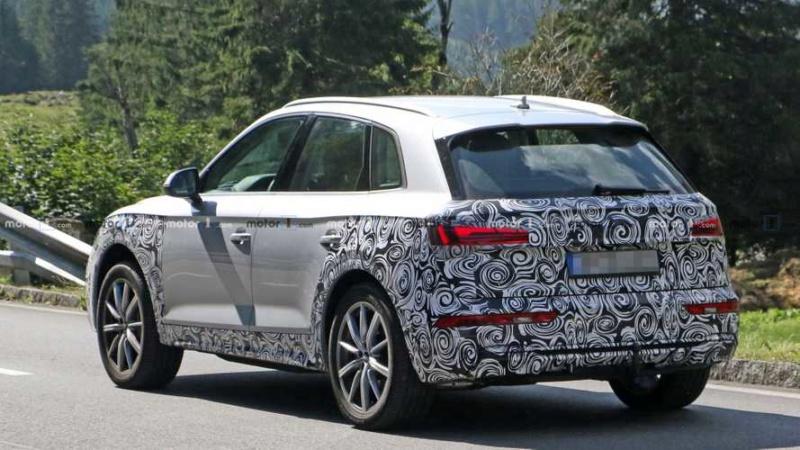 2020 - [Audi] Q5 II restylé 16232010