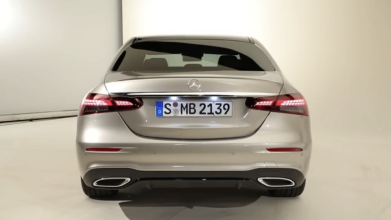 2020 - [Mercedes-Benz] Classe E restylée  - Page 6 1633f810