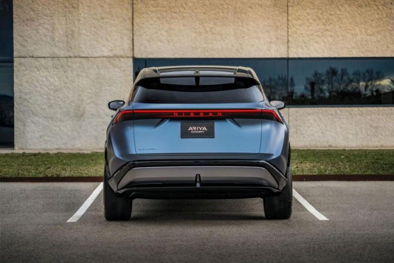 2019 - [Nissan] Ariya Concept - Page 2 163dfb10