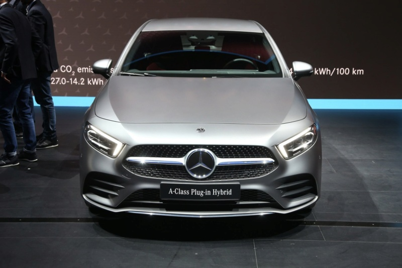 2018 - [Mercedes] Classe A (W177) - Page 34 16537e10