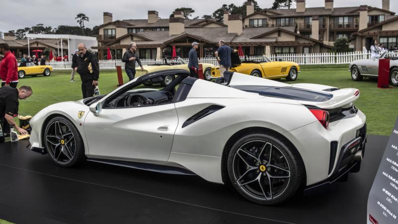 2018 - [Ferrari] 488 Pista - Page 7 16601010