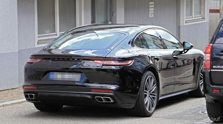 2020 - [Porsche] Panamera II restylée  1679f510