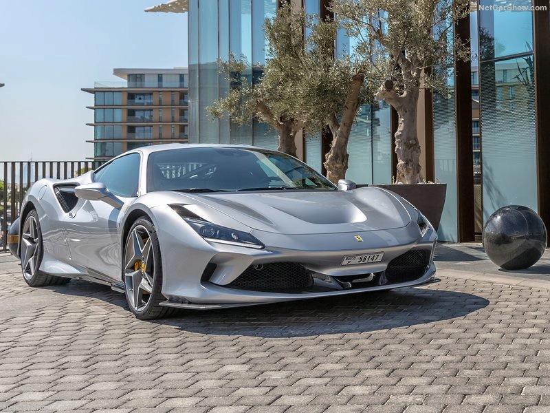2019 - [Ferrari] F8 Tributo - Page 2 1688d110