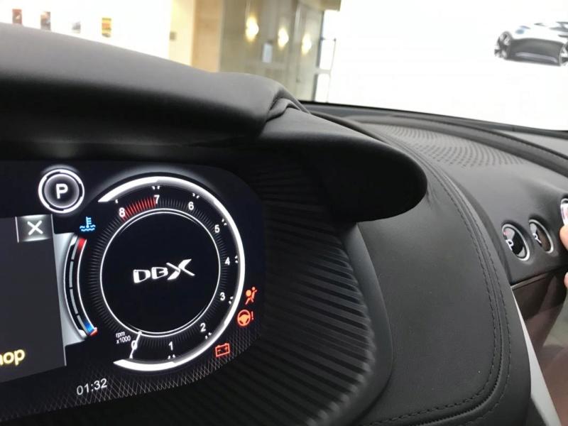 2019 - [Aston Martin] DBX - Page 9 1711