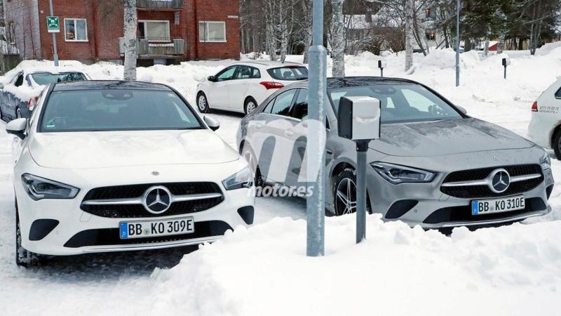 2019 - [Mercedes-Benz] CLA Shooting Brake II 172a2e10
