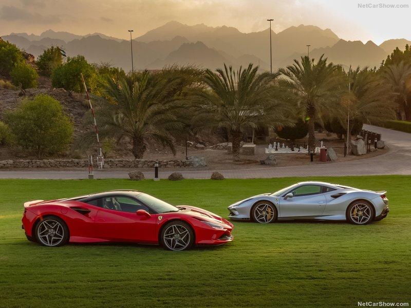 2019 - [Ferrari] F8 Tributo - Page 2 17337c10